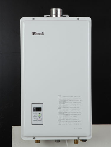 林内推出划时代燃气恒温热水器