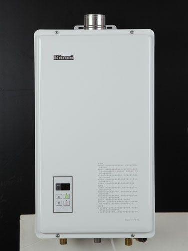 节能环保 林内推出划时代燃气恒温热水器
