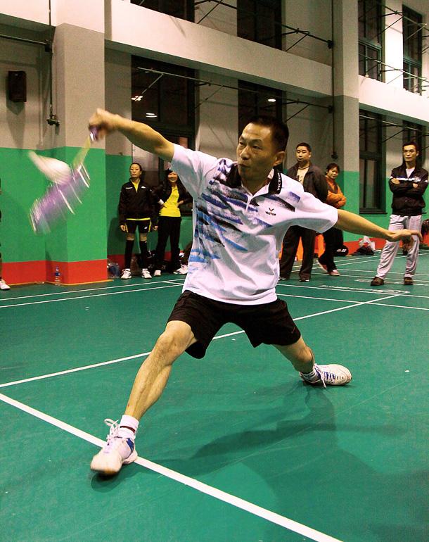 上海林内热水器第二届羽毛球大赛成绩揭晓