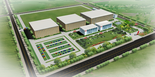 林内加快在华发展力度 15亿打造新产业园助产能翻番