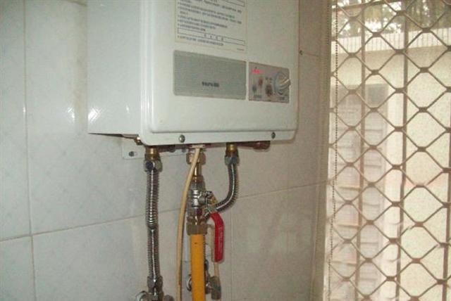 冬季降温 燃气热水器防冻攻略