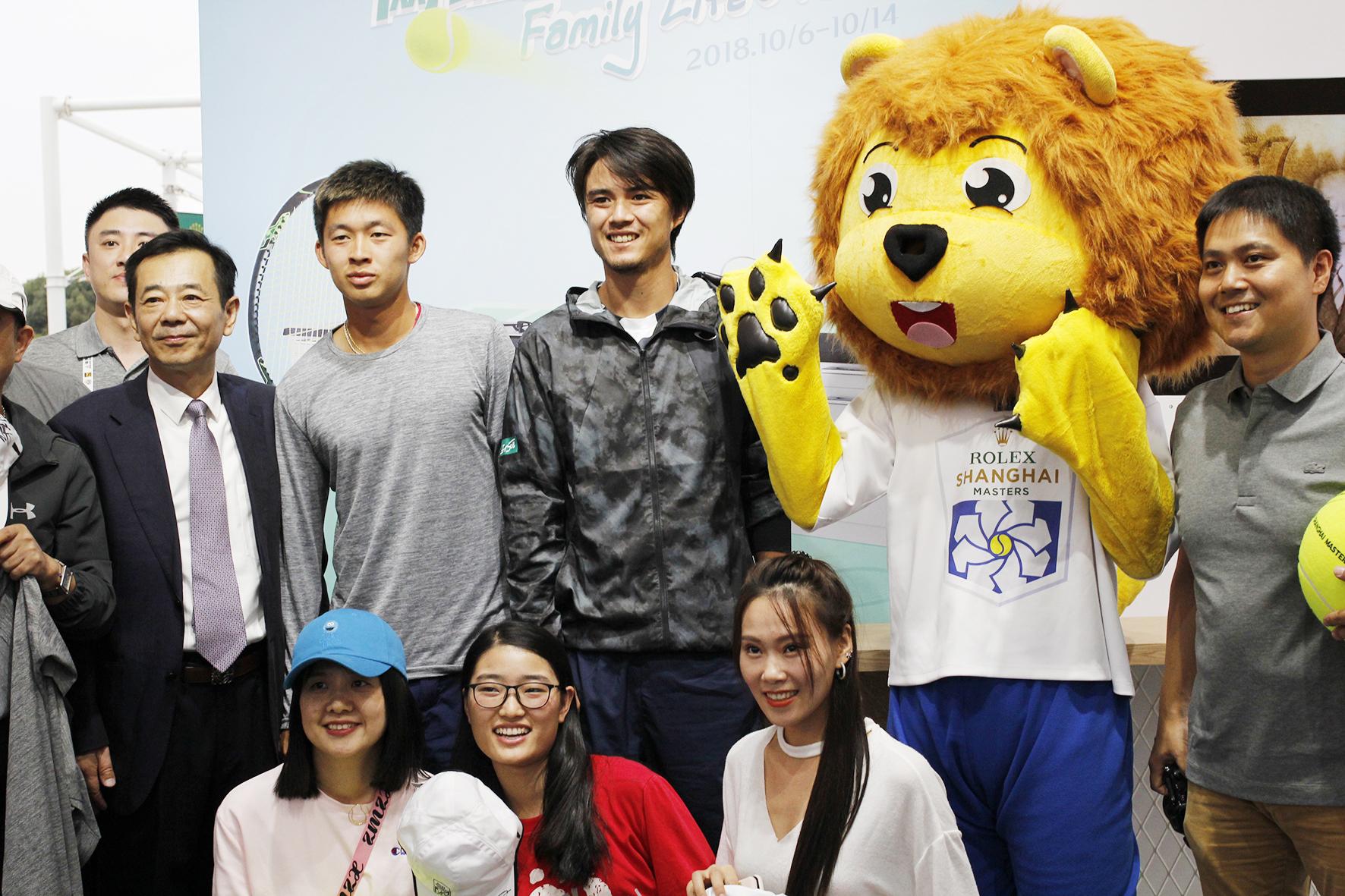 林内携手上海网球大师赛 见证品质生活与时尚体育的力量