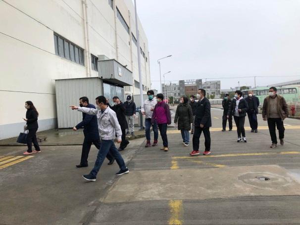 上海林内精确复工促发展,科学防疫保健康